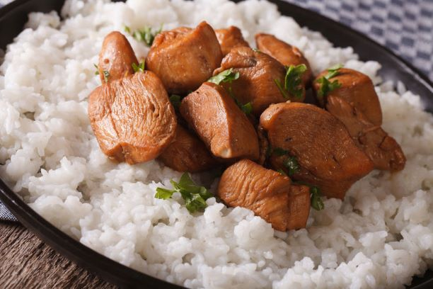 Friday - August 7 - Filipino Style Chicken Adobo