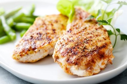 FIT - Friday - Nov 15 - Slow Cooked Lemon Chicken Breast