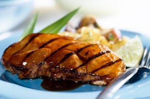 Friday - September 27 - Ginger Soy Hawaiian Grilled Chicken