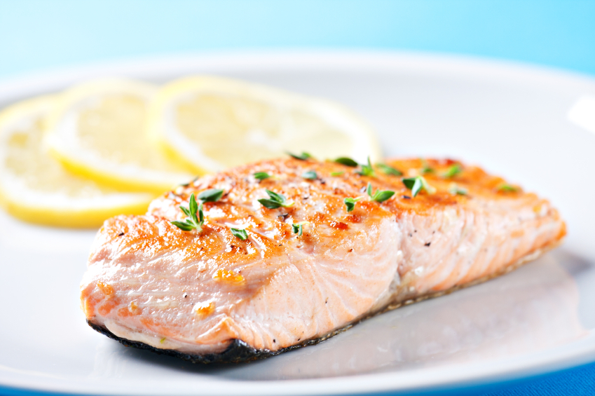 FIT - Wednesday - Nov 20 - Roasted Salmon Filet